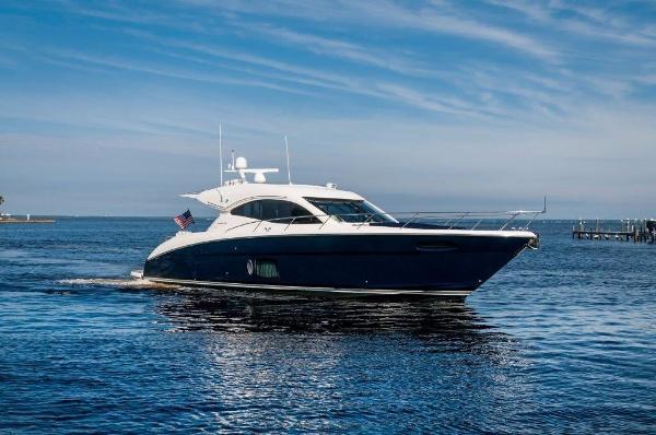 Maritimo C50 Sport Cruiser 2012 Profile