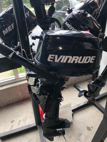 Evinrude Portable 6 HP 6R4