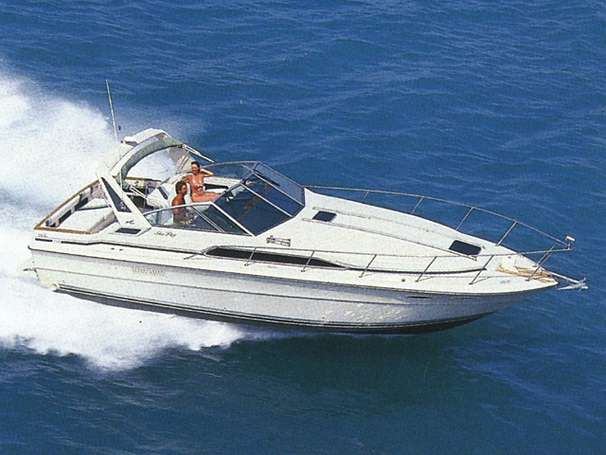 Sea Ray 340 Express Cruiser Manufacturer Provided Image