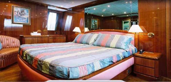 Main deck VIP cabin