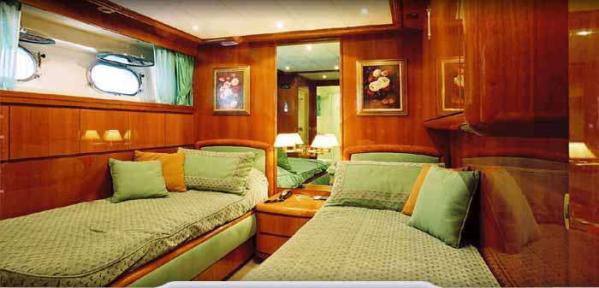 Starboard Twin Cabin