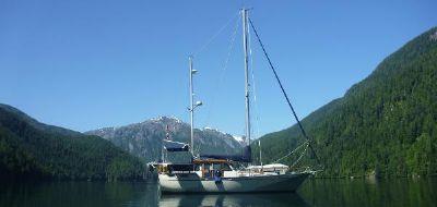 Nauticat 36 Pilothouse