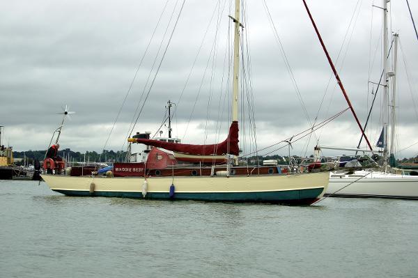 Ponte Labbe Naval-Le Havre-Cotre Breton Cutter Breton Cutter