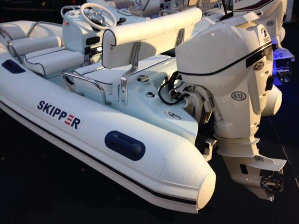 Skipper Custom Yacht Tender