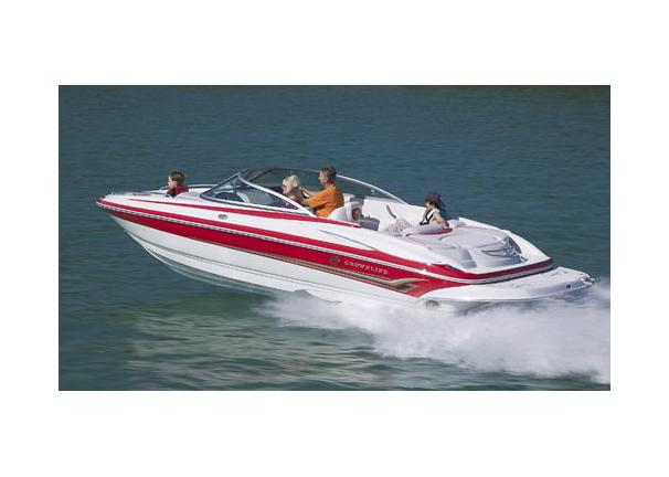 Crownline 216 LS Manufacturer Provided Image