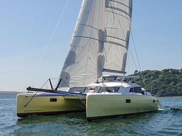Dazcat 1195 Cruiser Racer Dazcat 1195 sailing catamaran