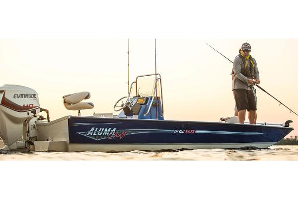 Alumacraft MV 2072 AW Bay T