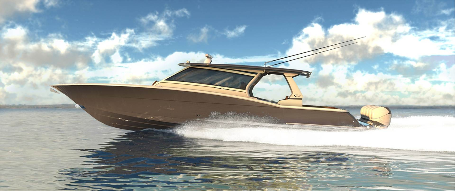 Scout Boats 530 LXF
