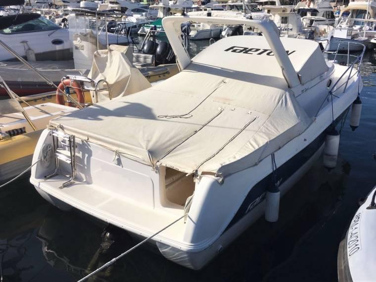 Faeton Yachts Faeton 780 Sport
