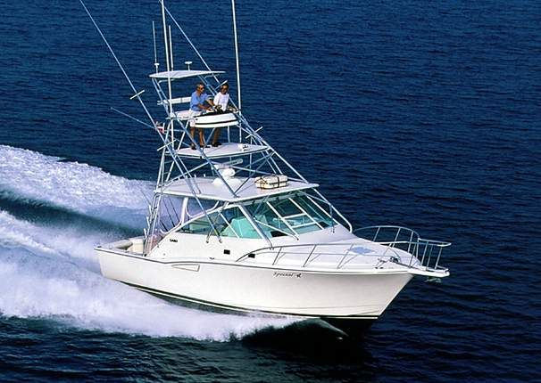 Cabo yachts 35 Express Manufacturer Provided Image