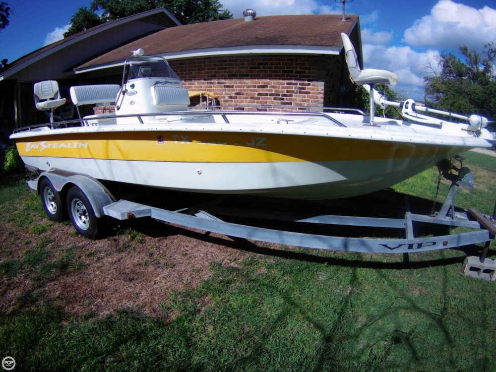 BAYSTEALTH VIP 2180 2004 Bay Stealth 2180 for sale in New Braunfels, TX