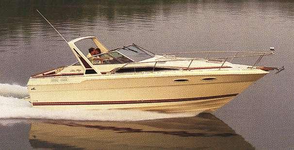 Sea Ray 300 Sundancer Manufacturer Provided Image