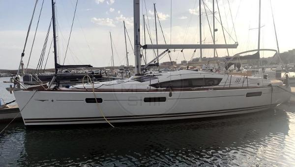 Jeanneau Sun Odyssey  42 DS JEANNEAU - SUN ODYSSEY 42 DS - exteriors