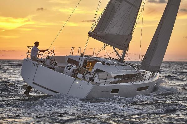 Jeanneau Sun Odyssey 440  In-Stock