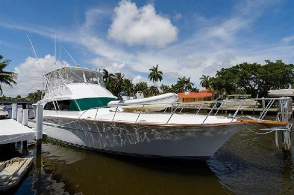 Buddy Davis 61 SPORT FISHERMAN Starboard