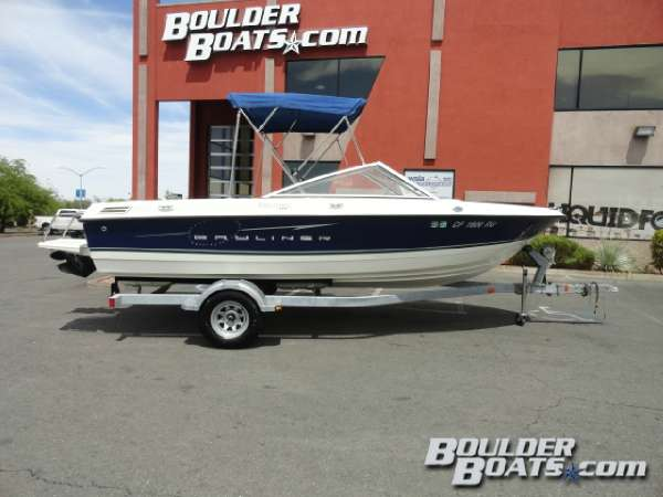 Bayliner Discovery 195 Bowrider