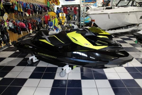 Sea-Doo 21CA - RXP X 260