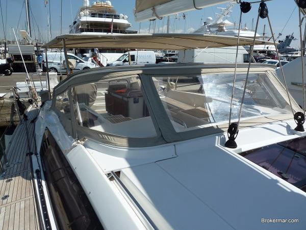 Jeanneau 57 Sailing boat Jeanneau 57