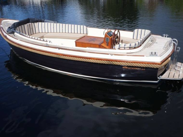 Interboat Interboat 22 Luxury Edition