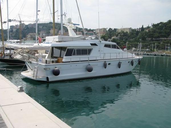 Sanlorenzo 57 San Lorenzo 57 - YEAR 1993 - Timone Yachts