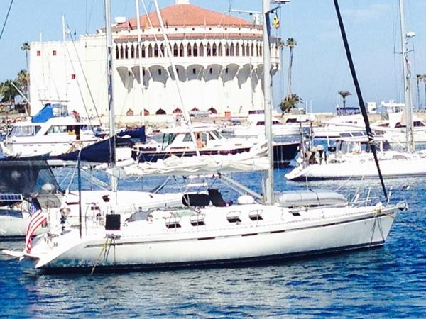 Beneteau First 45f5 Docked in Catalina