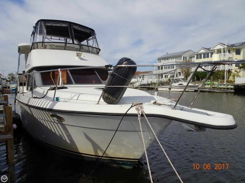 Carver 390CPMY 1994 Carver 390 Aft Cabin for sale in Little Egg Harbor Township, NJ