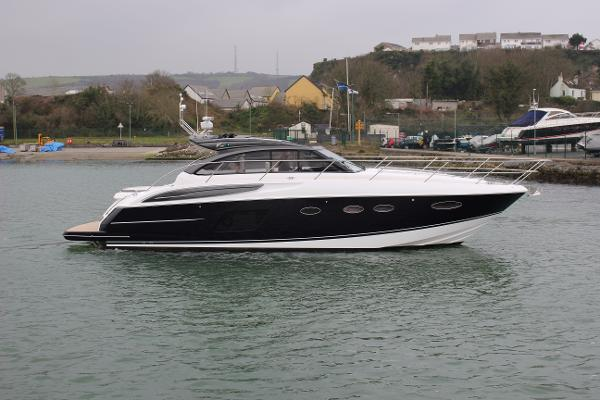 Princess V48 Open Princess V48 Open For Sale