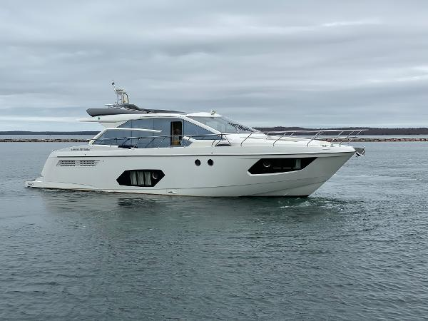 Absolute 56 STY (Sport Yacht) 2015 Absolute 56 STY