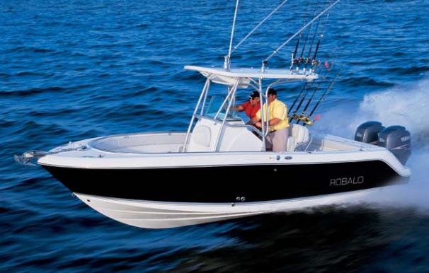 Robalo R240 Center Console Robalo R240 Manufacturer Provided Image