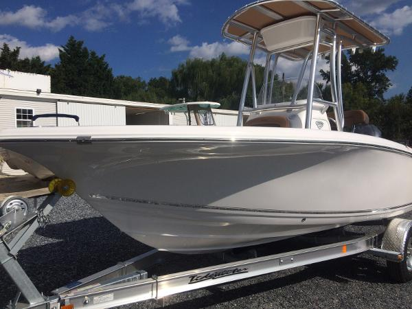 Tidewater Boats 198 CC This boat sold on Up-Graded Tidewater Trailer  if wanted