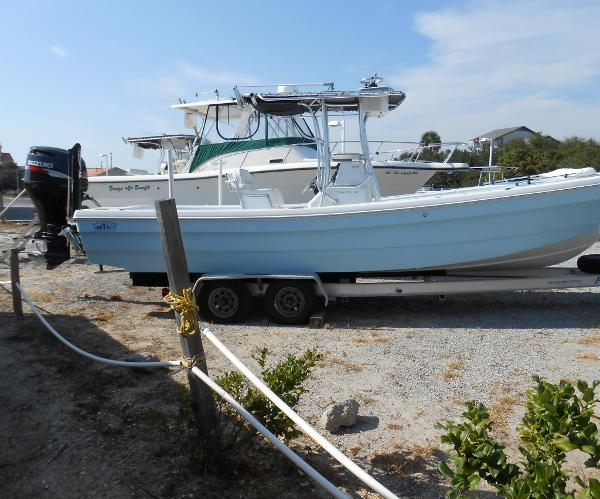 Andros Boatworks Tarpon 26