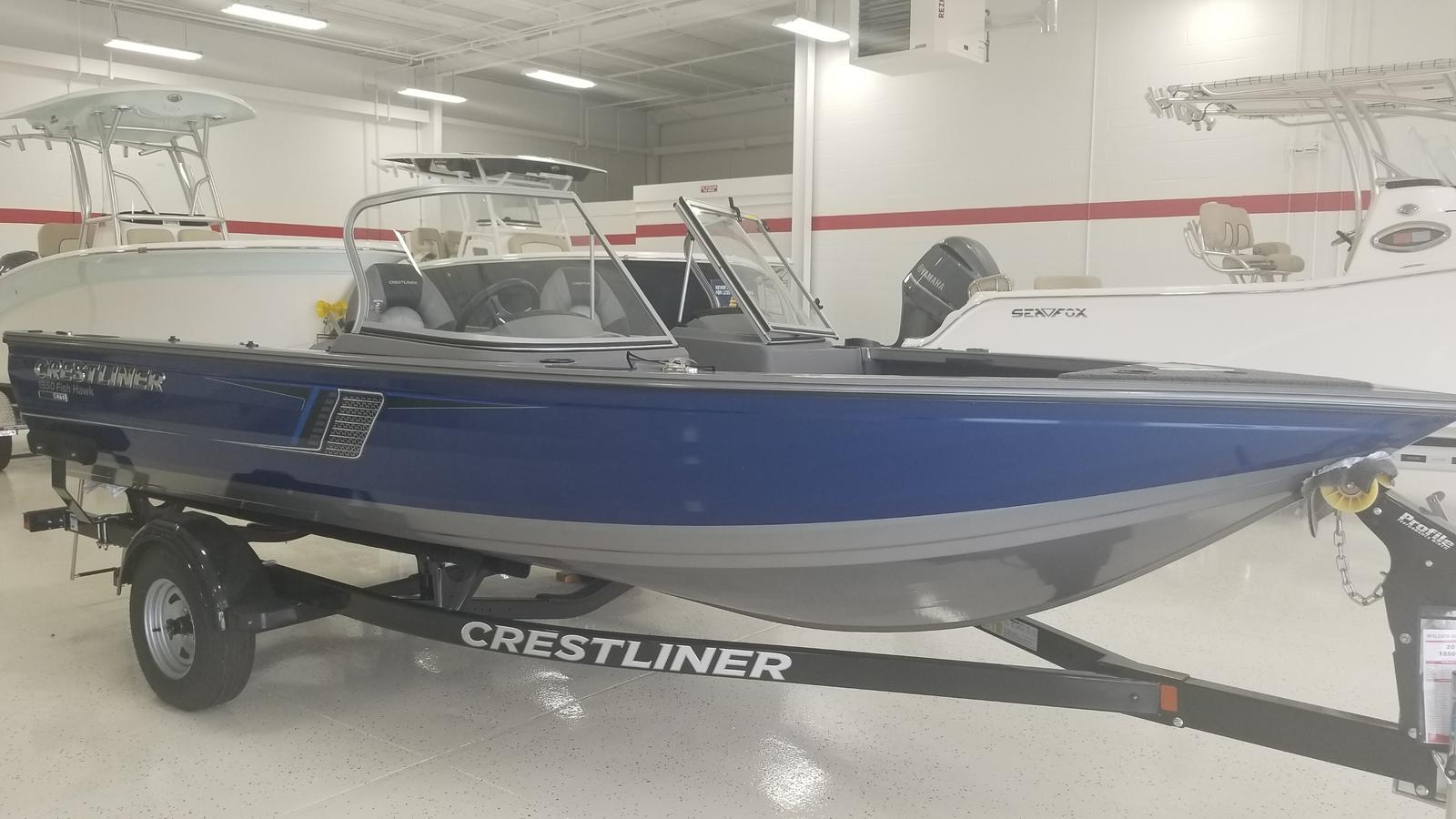 Crestliner 1850 Raptor Walk-through