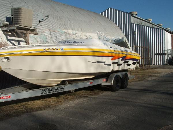 Powerquest 280 Silencer 28 Powerquest On Trailer