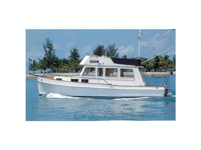 American Marine Grand Banks 36 Sedan
