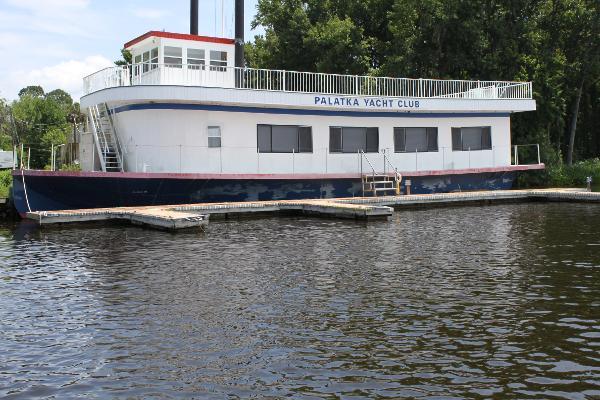 barge Venue Barge