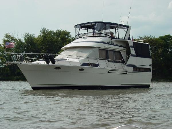 Med Yachts Aft Cabin