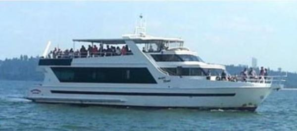 Custom Dinner Cruise Passenger Vessel 87 Ft.