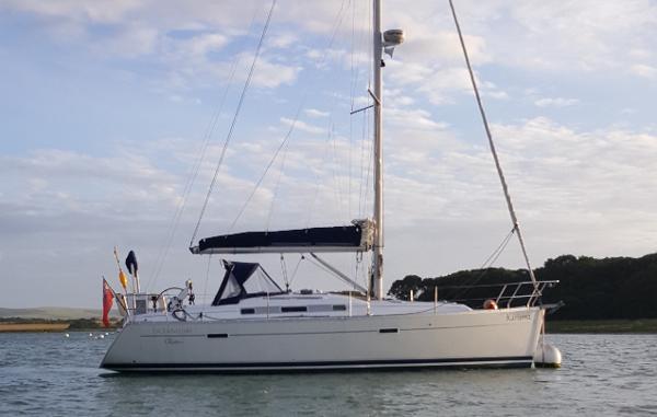 Beneteau Oceanis Clipper 343 Beneteau 34 'Karisma'