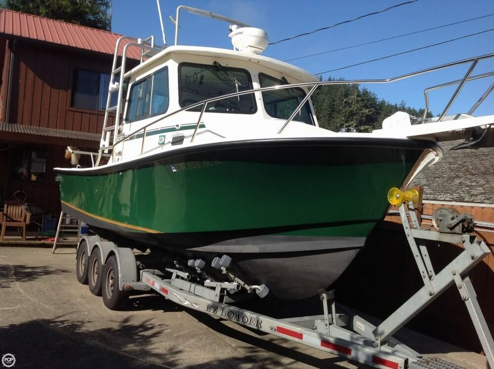 Steiger 26 Chesapeake 2005 Steiger Craft 26 Chesapeake for sale in Winchester Bay, OR