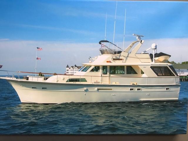Hatteras 53 Motoryacht Hatteras 1983 53 Motor Yacht