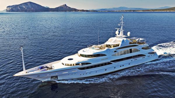 Benetti 203 Superyacht