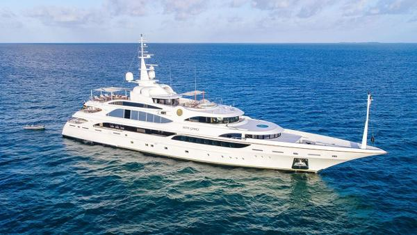 Benetti 203 Superyacht Benetti 203 Superyacht Mine Games