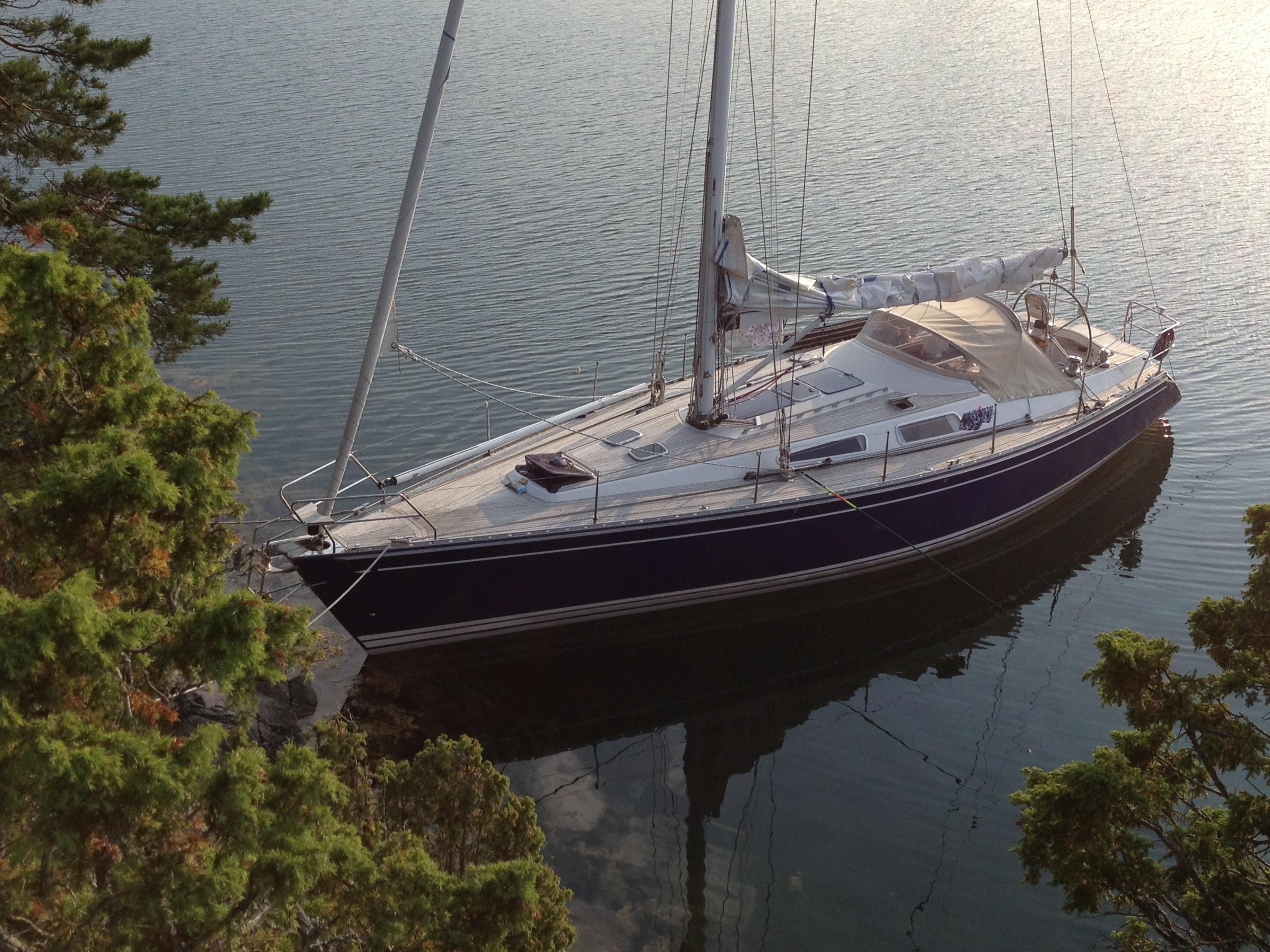 Comfort Yachts Comfortina 42