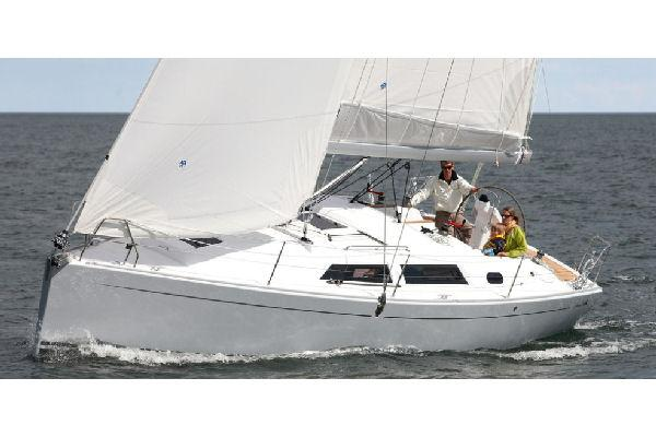 Hanse 355 Manufacturer Provided Image