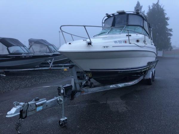 Sea Ray 240 SRC