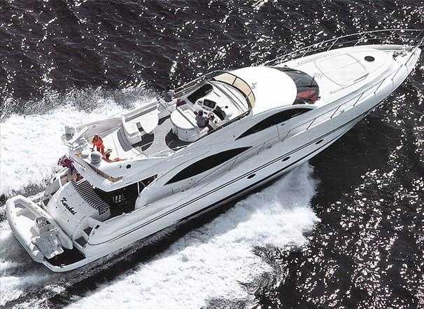 Sunseeker Manhattan 74 SUNSEEKER