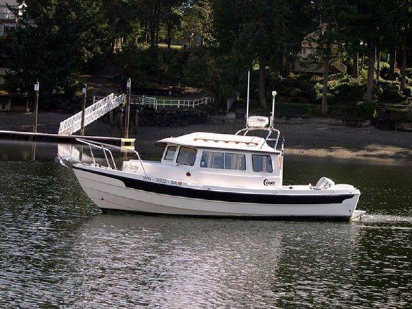 C-Dory Marine 22 Cruiser