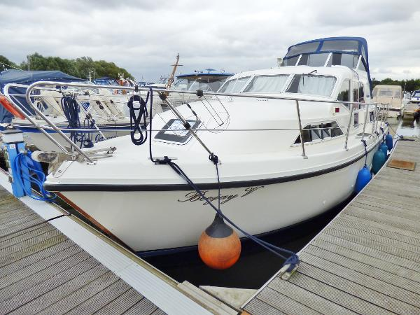 Bounty Sovereign 34 Dual Helm