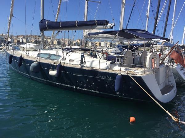 Beneteau Oceanis 50 Beneteau 50 Oceanis Malta