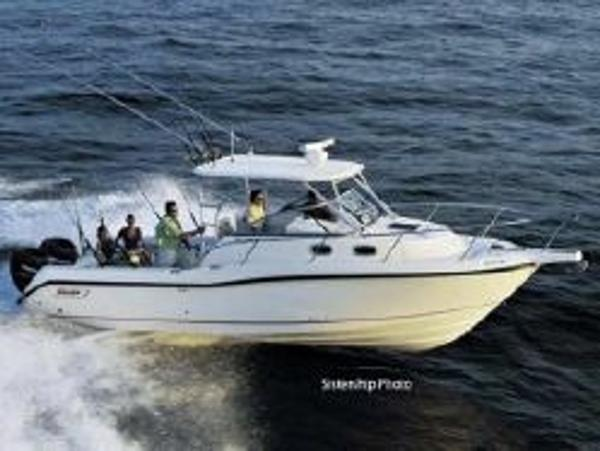 Boston Whaler 30 Conquest